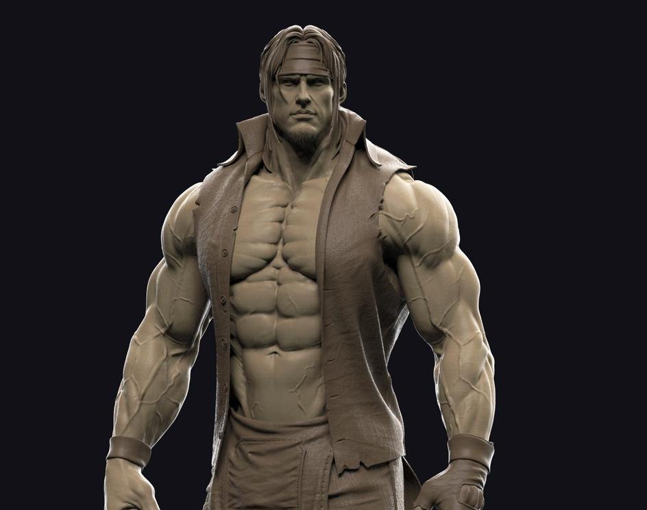 Capcom Alexby TusharDobriyal