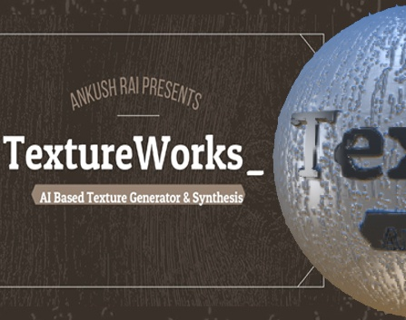 TextureWorks: Artificial Intelligence Based texture Synthesizerby SE009
