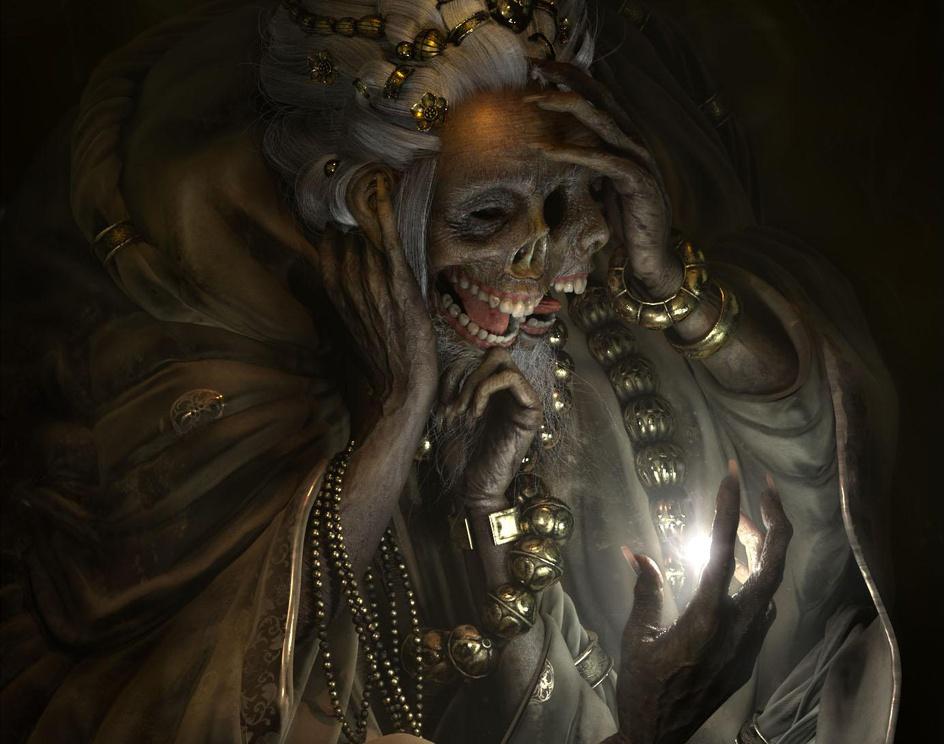 Thanatos- Concept by Sabbas Apterusby Caroline Pricillia Ng
