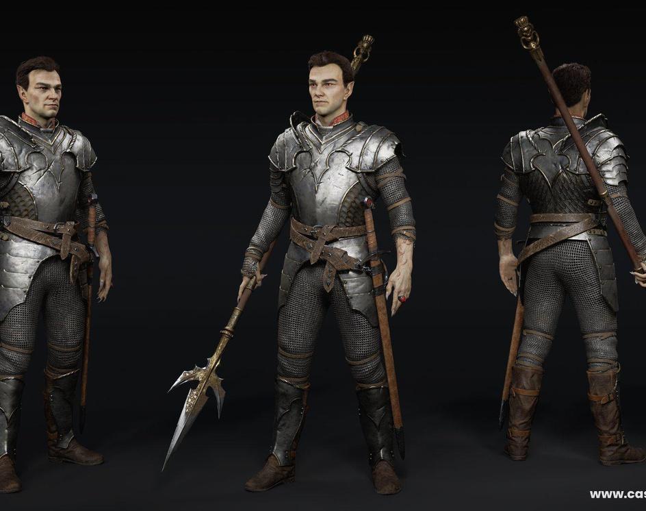 Crusader Vampireby Cassagi
