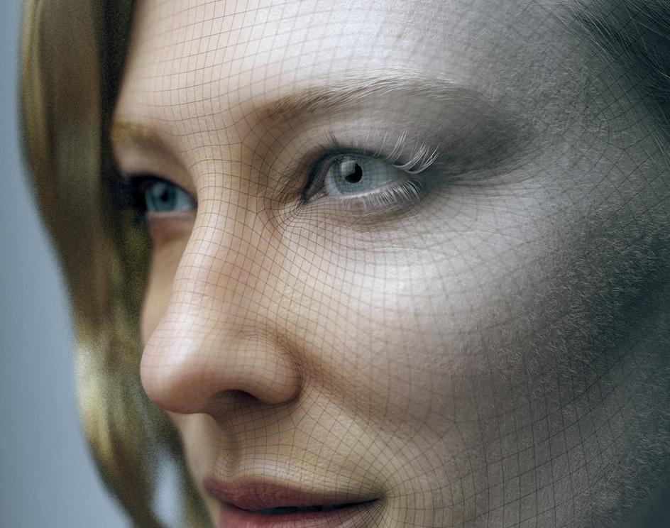 Cate Blanchettby Hadi Karimi