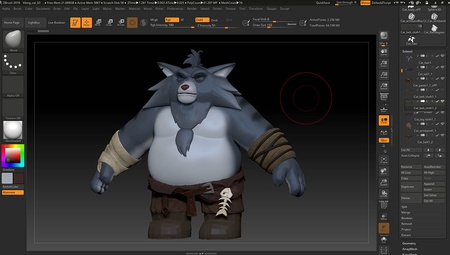 Model & paint a stylized Viking Cat · 3dtotal · Learn