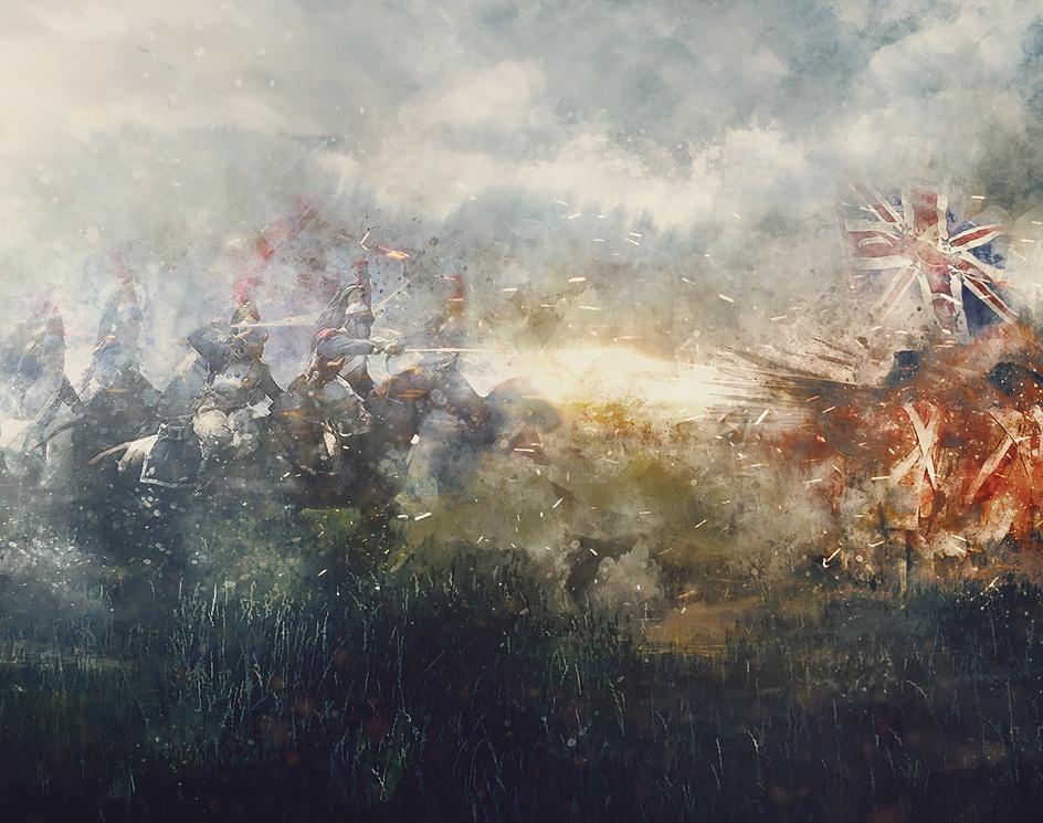 Napoleonic Cavalryby Romain Gouzenne