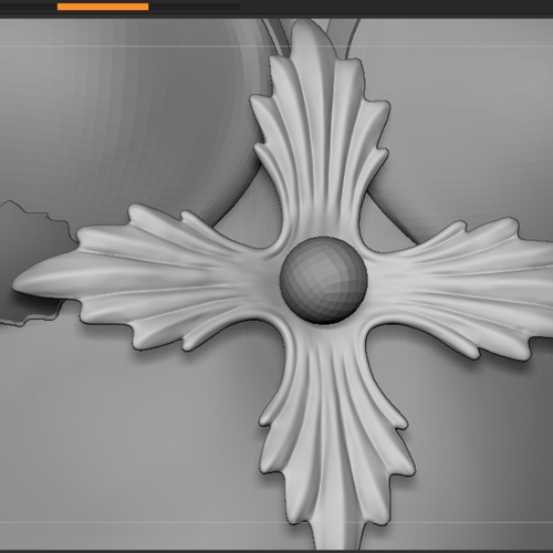 subdivision zbrush 3d modelling
