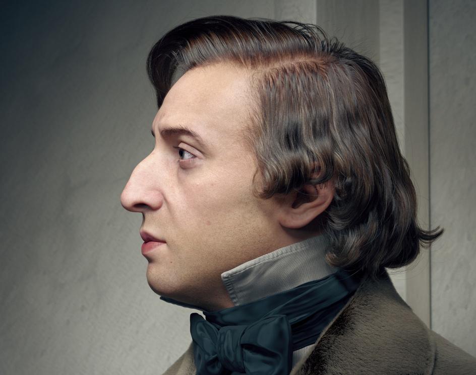 Frédéric Chopinby Hadi Karimi