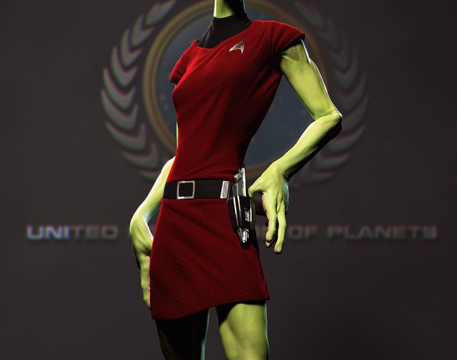 Star Trek characterby ChrisBrand