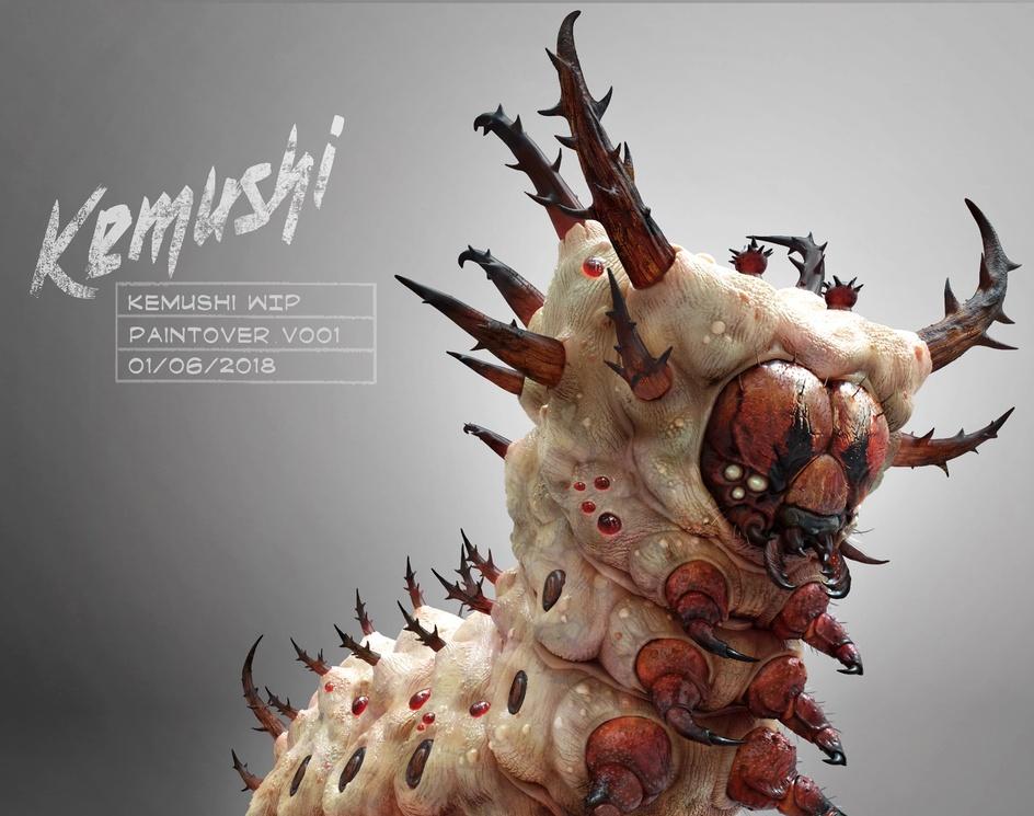 Kemushi look devby Christian_J