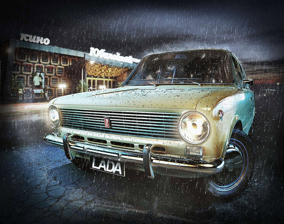 LADA - Vaz 2101by deniska