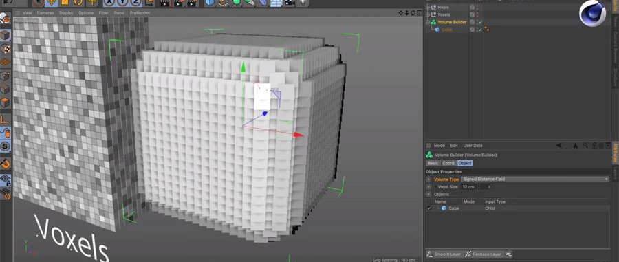 Cinema4D Volumes · 3dtotal · Learn | Create | Share
