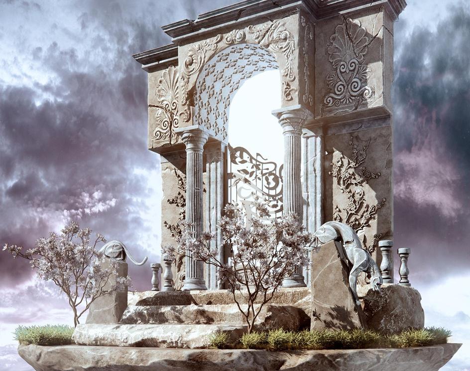 Gateway to paradiseby yones