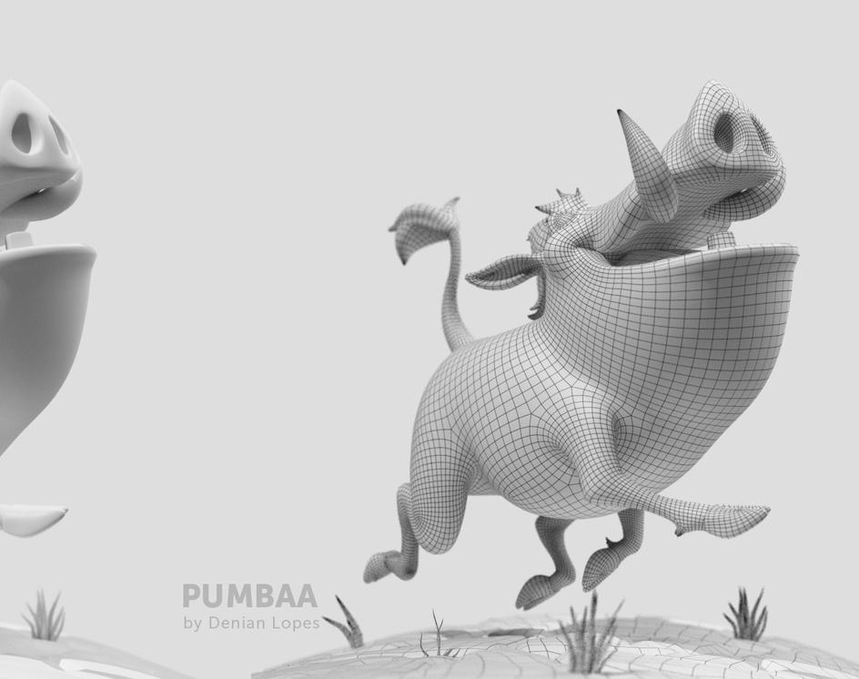 Pumbaaby Denian Lopes