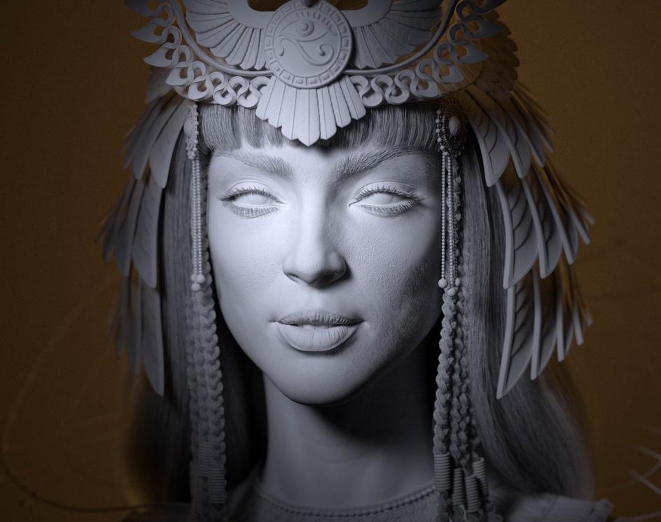Cleopatraby Alexander Beim_LotusArt