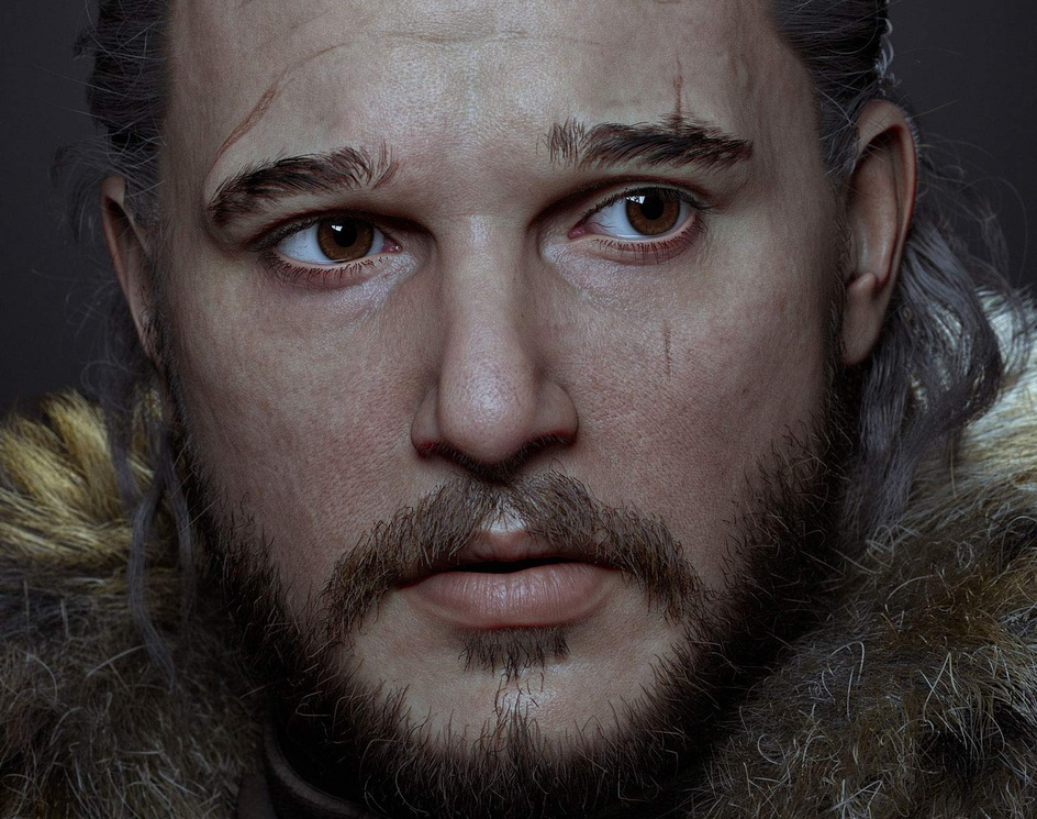 Jon Snowby ali_jalali