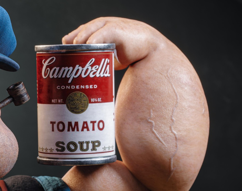 Stay Strong With Tomato Soupby Gal Yosef