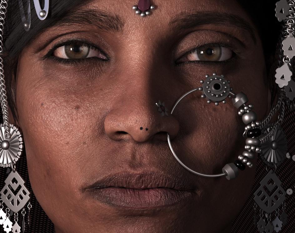 Rabari Womanby Dina Salama