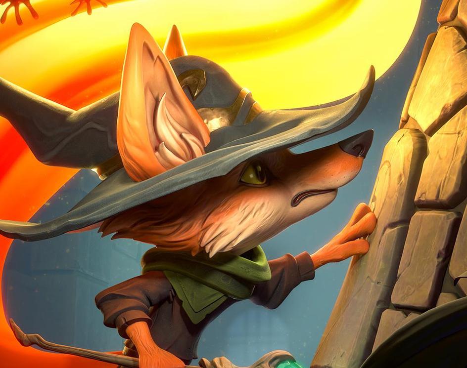 Fox Adventurerby Kristina Perinskaya