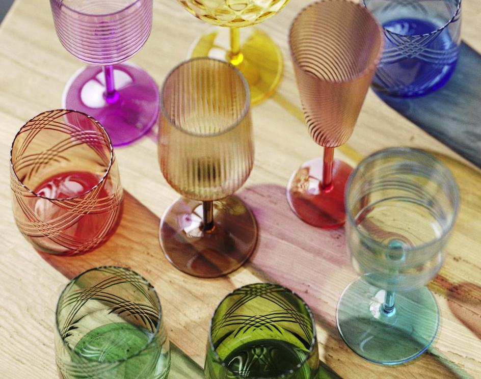 Colored glassby 3Dmitri