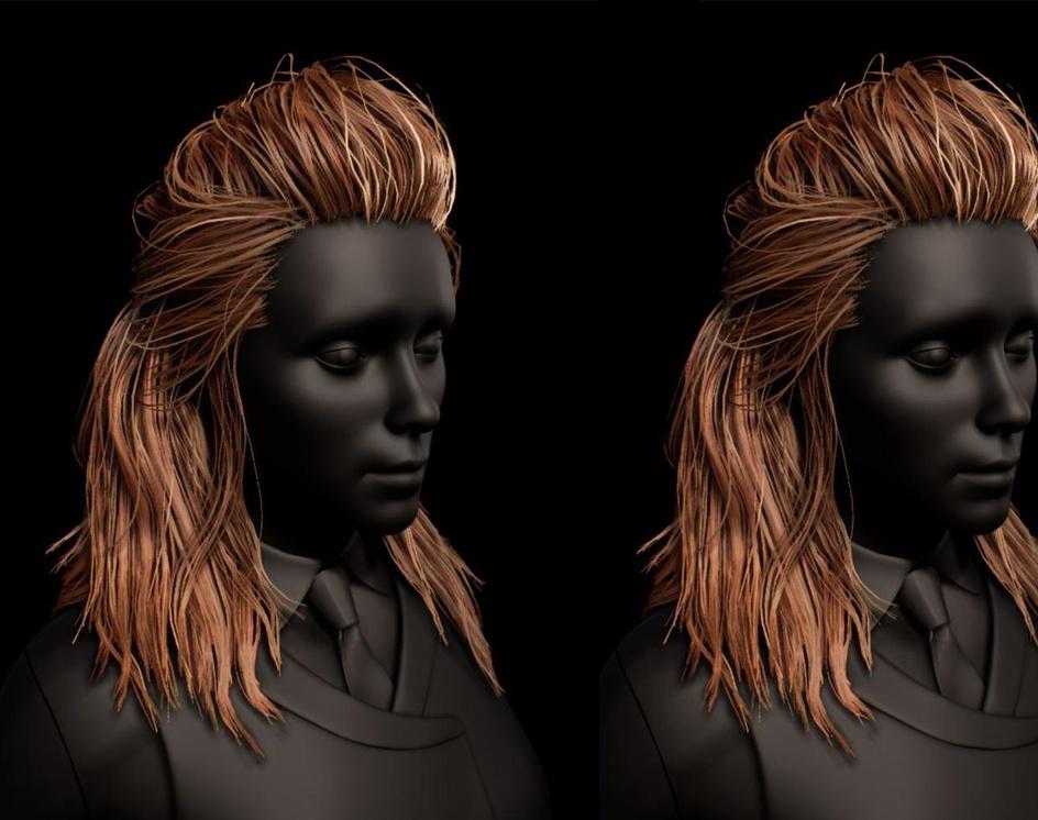 Game Hair Stylingby Jeff_Hansen