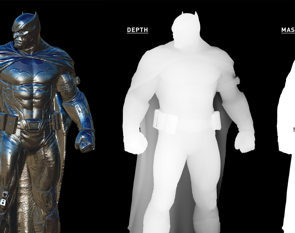 The Dark Knight 1/4by abraaosegundo