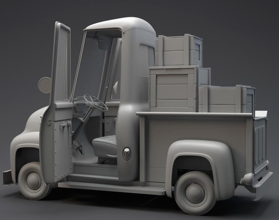 """The """"Lord"""" Truckby Nicolas Morlet"""
