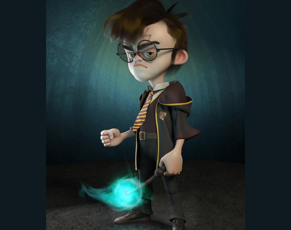 Harry Potterby Divinitymagic