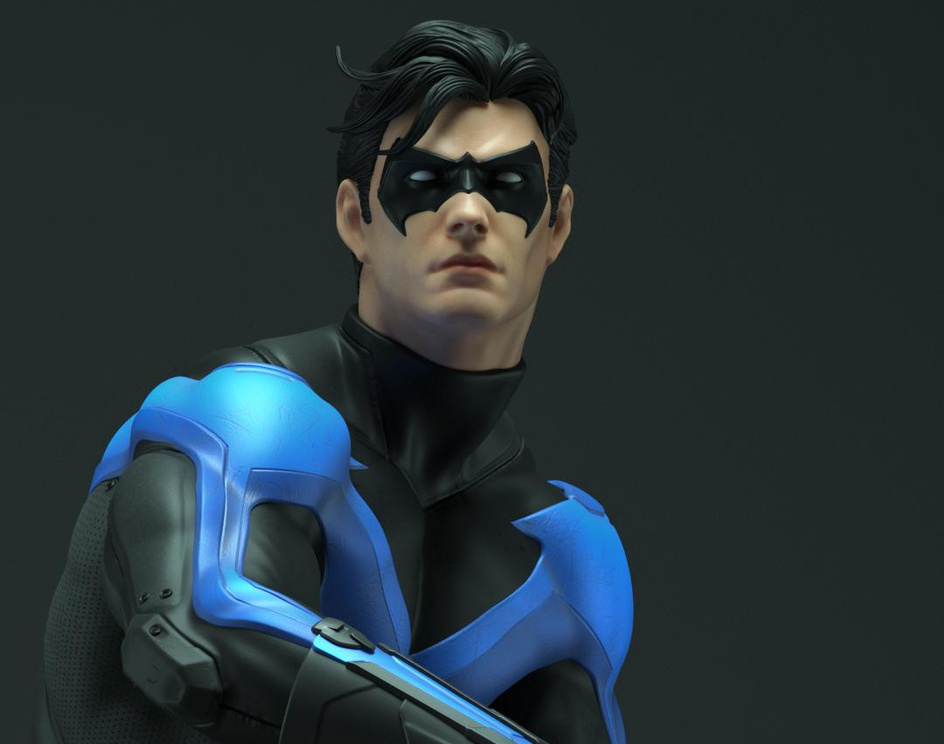 Nightwingby djcartworks