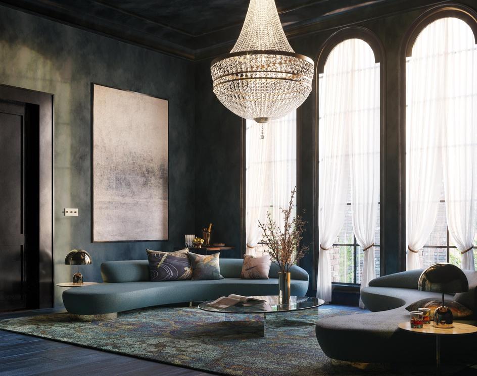 james dowling Livingroom!by vicnguyendesign