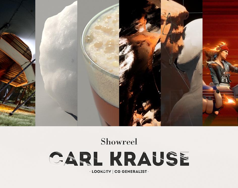 Showreel 2019by Carl Krause