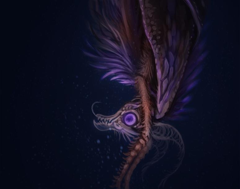 Creature design 1by Nocte Rapax