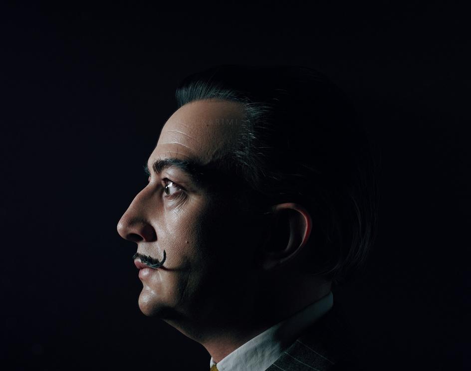 Salvador Dalíby Hadi Karimi