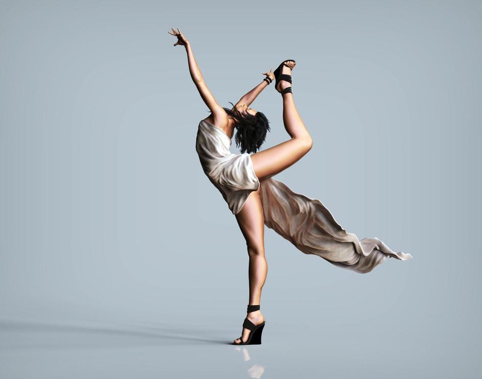 Ballerinaby mahdi khodadadi