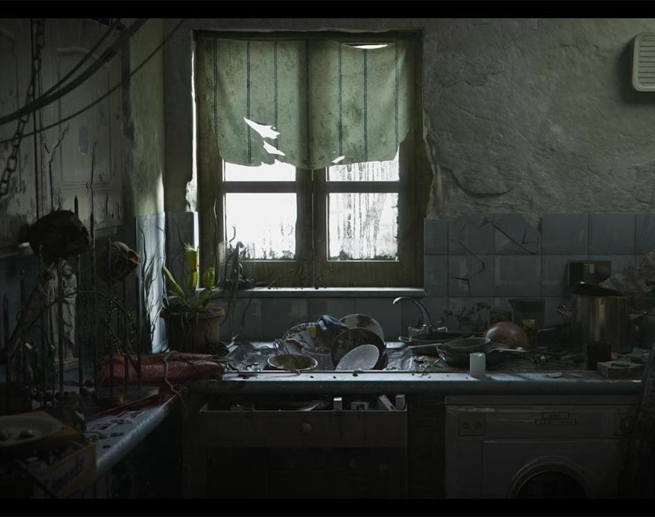 Voodoo Kitchenby Danilo Lombardo