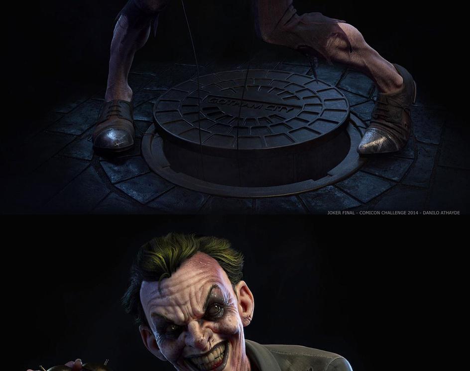 Joker in you last attackby danpetro222