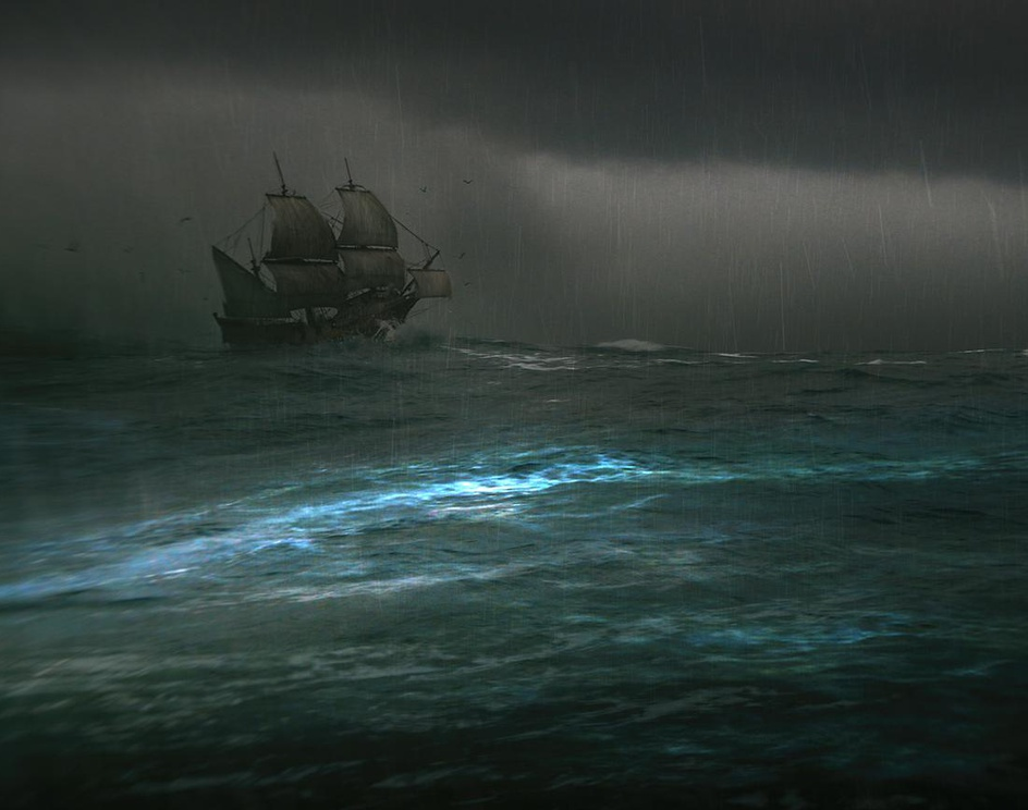 Dark Watersby Thomas Dubois