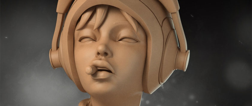 Develop your ZBrush sculpting skills · 3dtotal · Learn