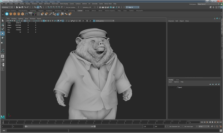 The benefits of learning to work with Maya · 3dtotal · Learn