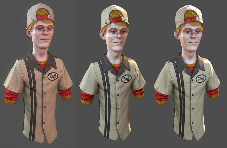 Bioshock 4 Character Concept Art