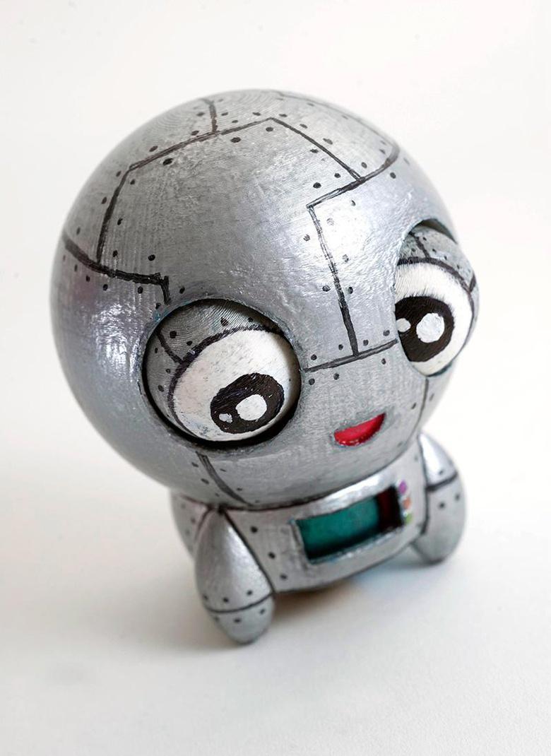 Amy Mather's <em>Phropabot</em>
