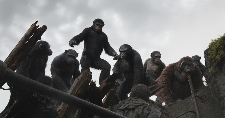 dawn of the planet of the apes weta digital interview 3dtotal