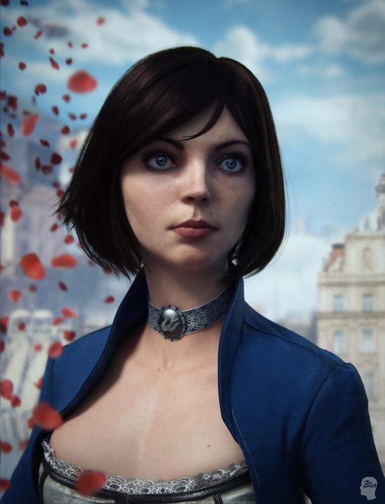Elizabeth - <em>Bioshock Infinite</em>