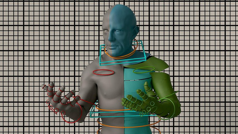 Testing the rig created for of Beginner's Guide to Character Creation in Maya
