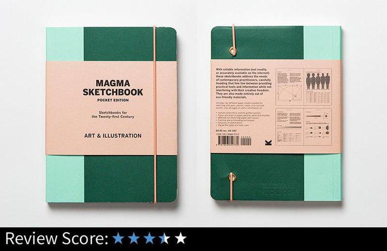 Magma Sketchbook Art Illustration 3dtotal Learn