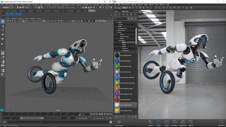 Top 10 plugins for Maya · 3dtotal · Learn | Create | Share