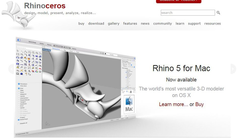 Top 10 plugins for Rhino · 3dtotal · Learn | Create | Share