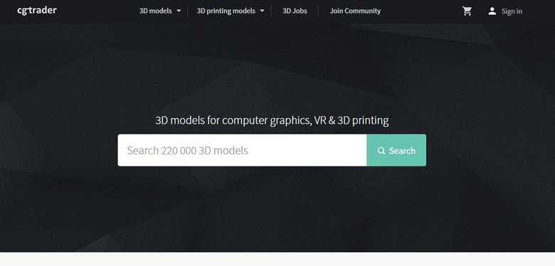Top 10 places for free 3D models · 3dtotal · Learn | Create