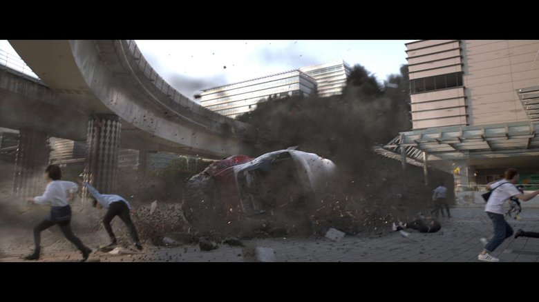 My first professional work done for the movie Industry. I worked on FX, destructions, lighting, rendering and compositing