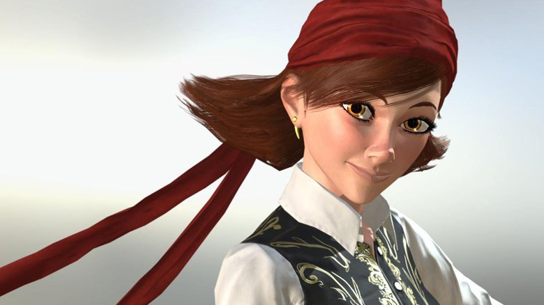 Reallusion's animated character design pipeline · 3dtotal
