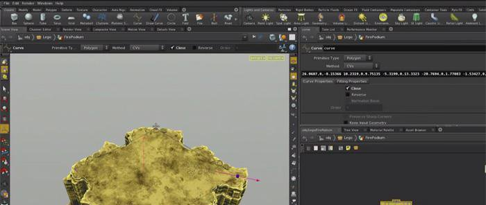 SideFX GDC Reel · 3dtotal · Learn   Create   Share
