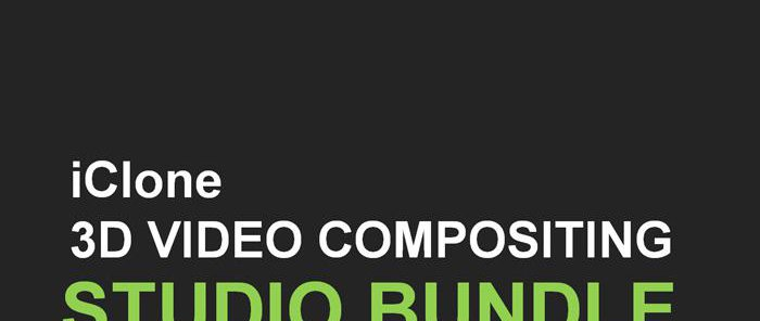 iClone 3D Video Compositing Studio Pack · 3dtotal · Learn | Create