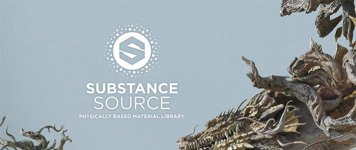 Substance Source · 3dtotal · Learn | Create | Share